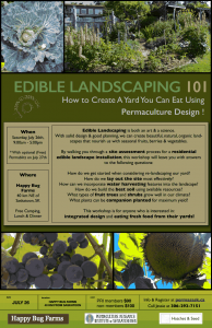 Edible Landscaping 101